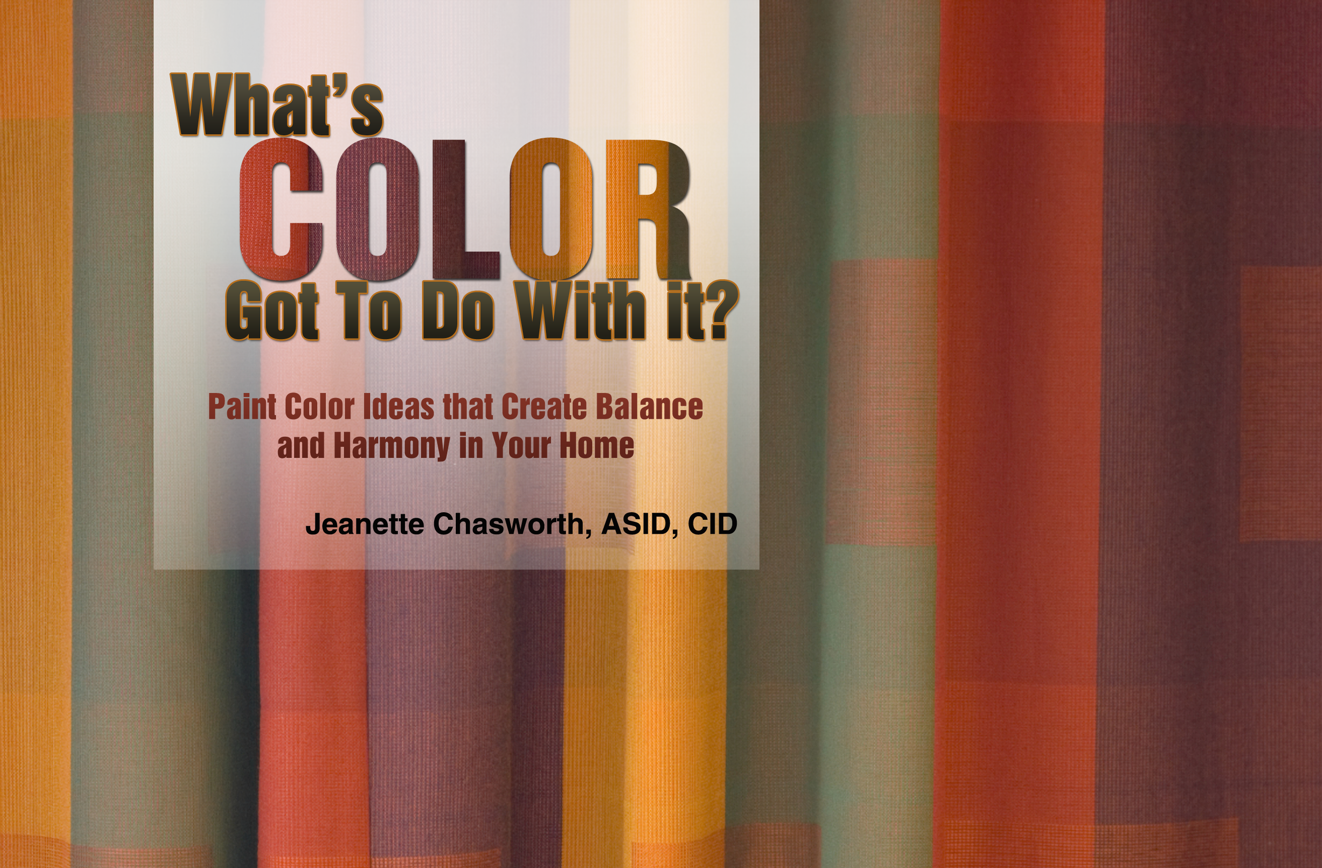 What s color got to do with it paint color ideas that for What do you paint first