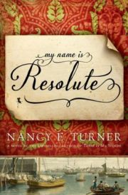 Resolute Cover from B&N