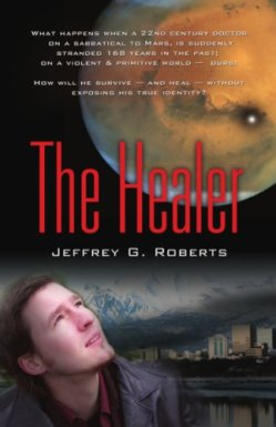 The Healer - Cover Art