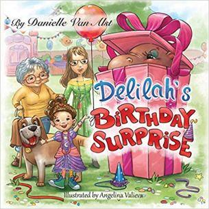 Delilah's Birthday Surprise