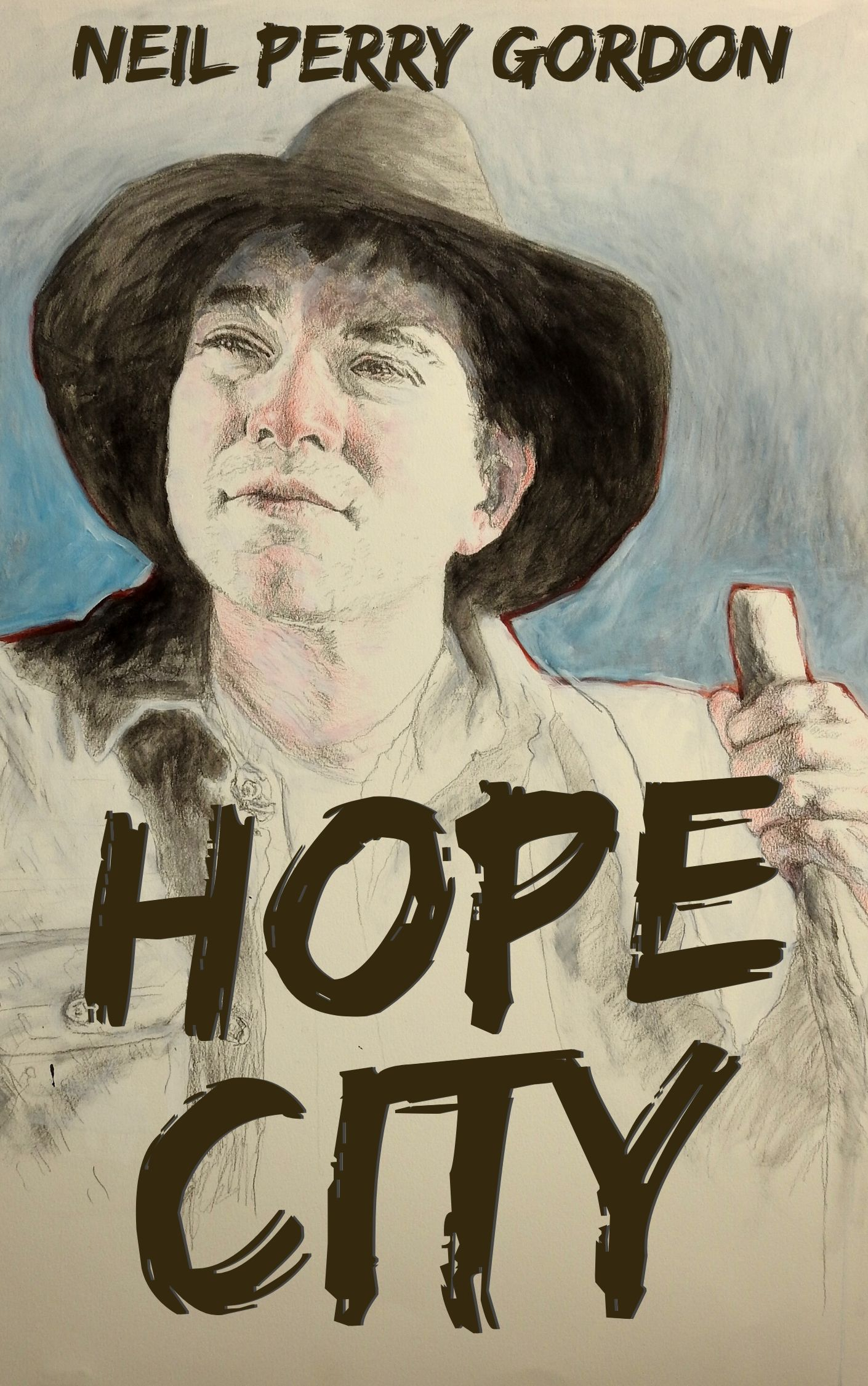 Hope City Cover